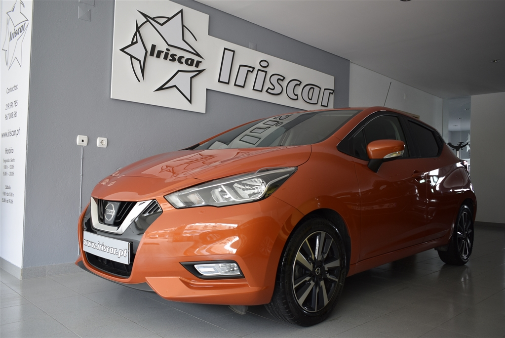 Nissan Micra 1.5Dci N-Connect S/S (90Cv) GPS