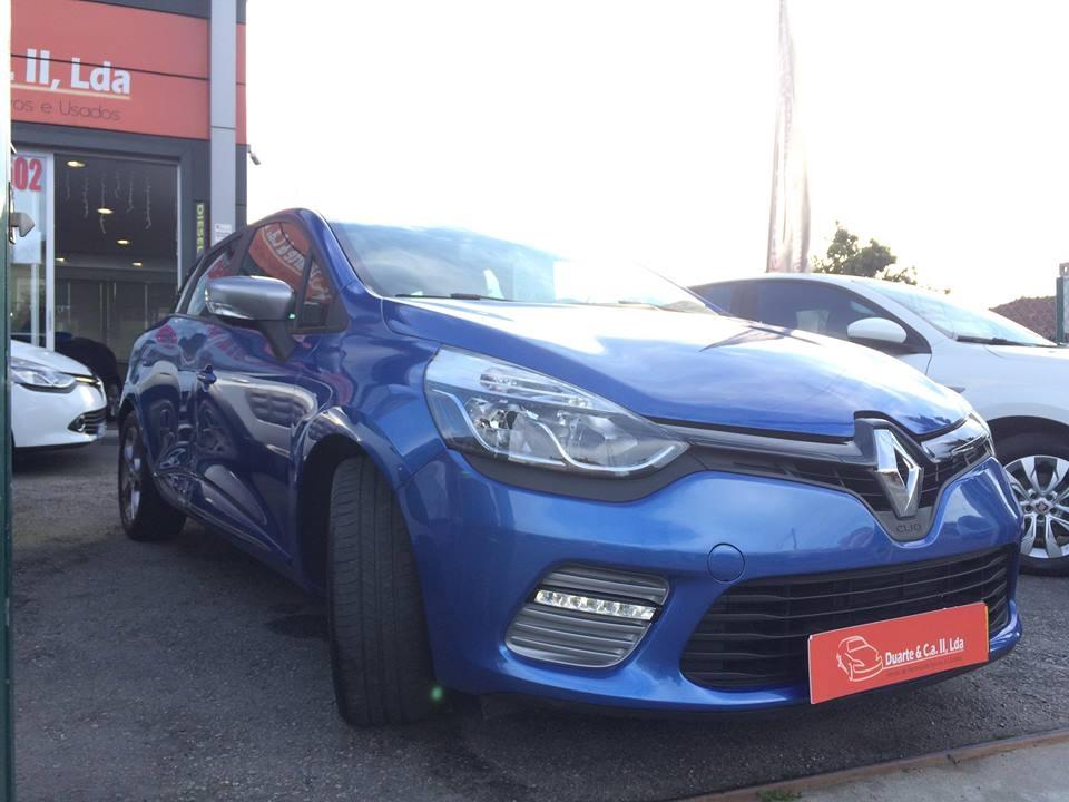 Renault Clio 1.5 dci ST GT Line (90cv) (5P)