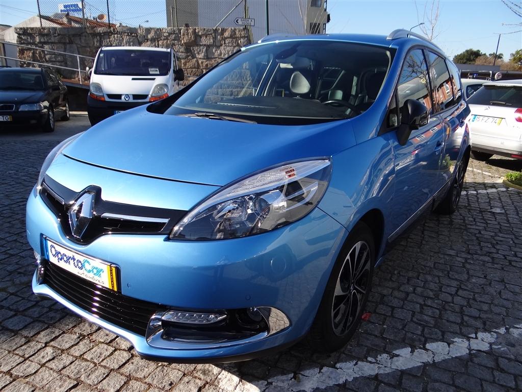 Renault Grand Scénic 1.5 dCi Bose Edition SS (110cv)