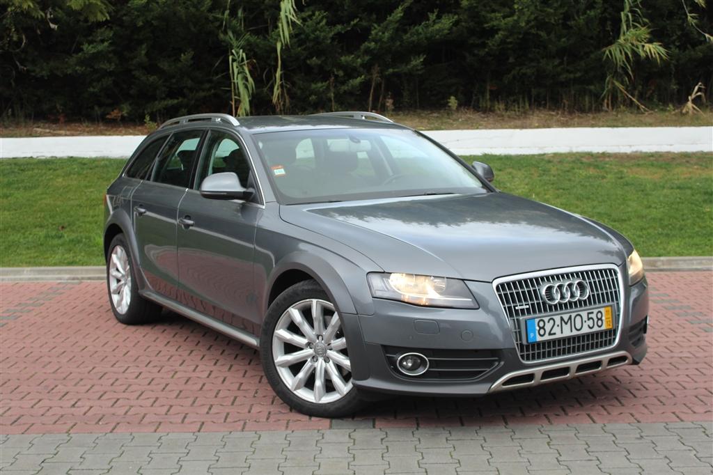 Audi A4 Allroad 2.0 TDI QUATTRO 237/mês