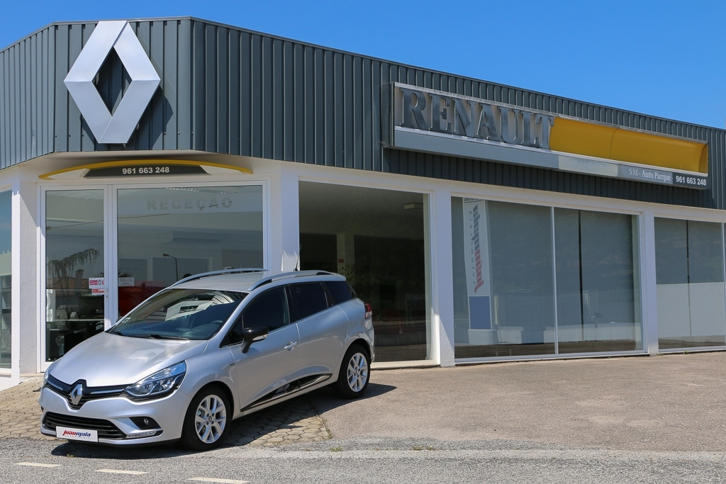 Renault Clio Sport Tourer Limited Edition ENERGY TCe