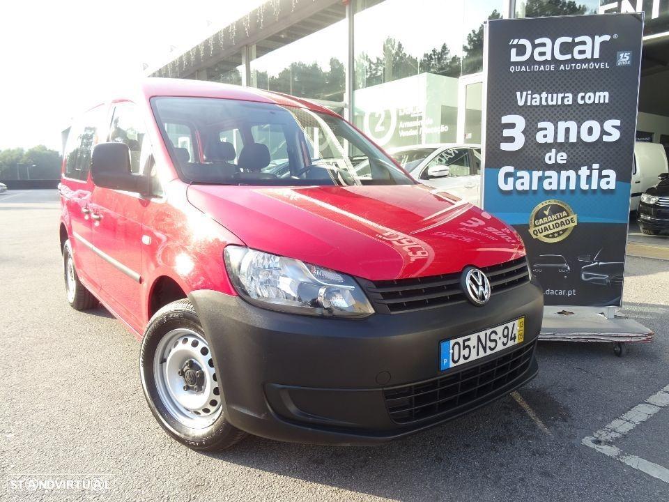 Volkswagen Caddy KOMBI 1.6 TDi EXTRA AC BLUEMOTION 5L