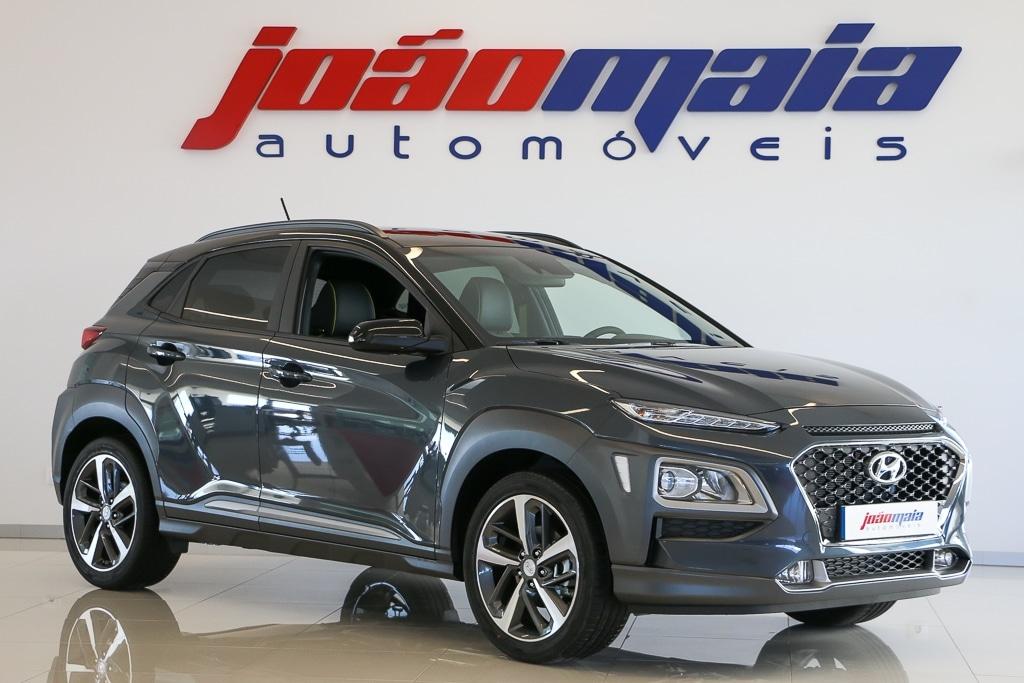 Hyundai Kauai 1.0 T-Gdi 120Cv Premium (Câmara) (0 kms)