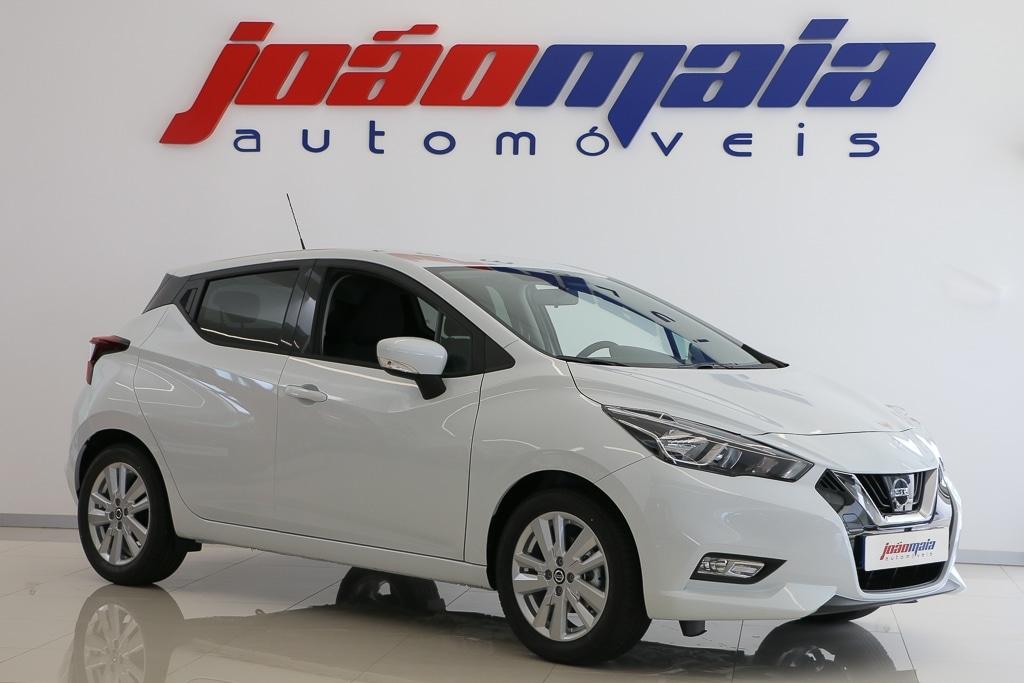 Nissan Micra Acenta IG-T 70Cv (GPS) (0 kms)