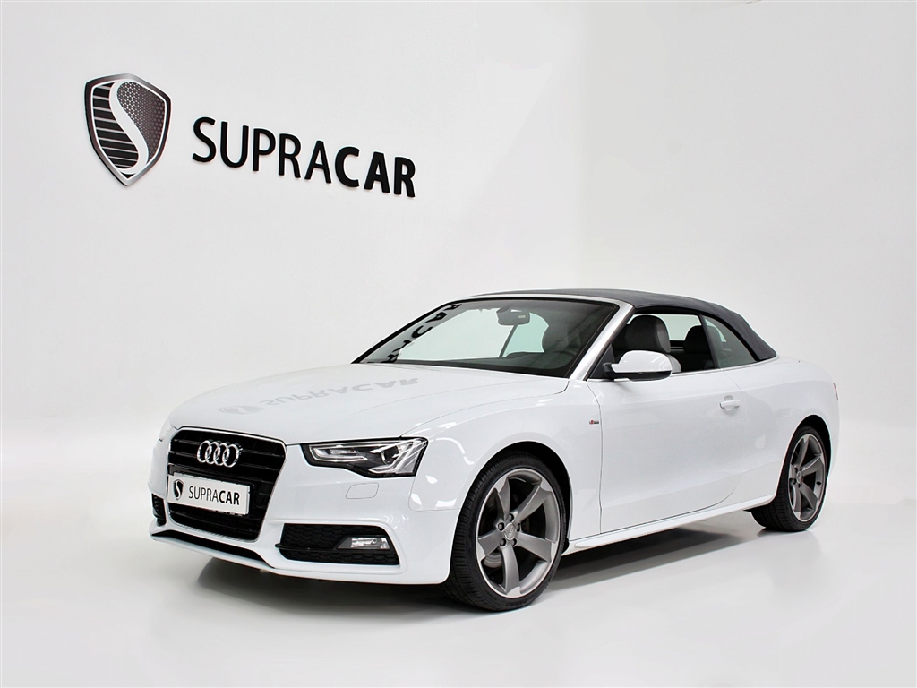 Audi A5 Cabrio S-Line