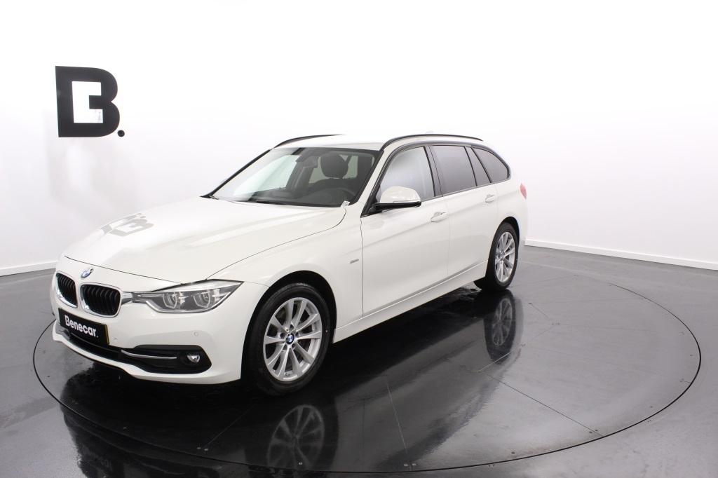 BMW Série d Touring Line Sport Cx. Aut. GPS /