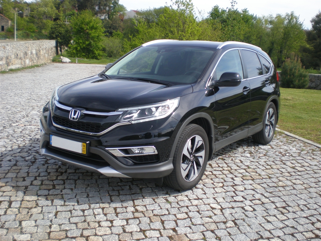 Honda CR-V 1.6 i-DTEC Elegance Plus Connect Navi