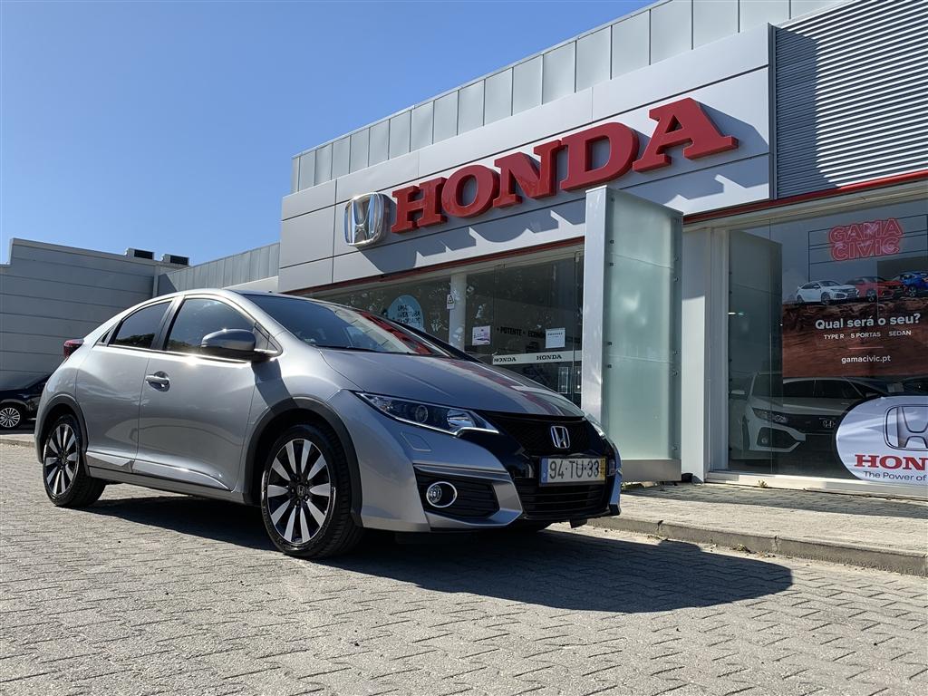 Honda Civic 1.6 I-DTEC Sport Connect Navi
