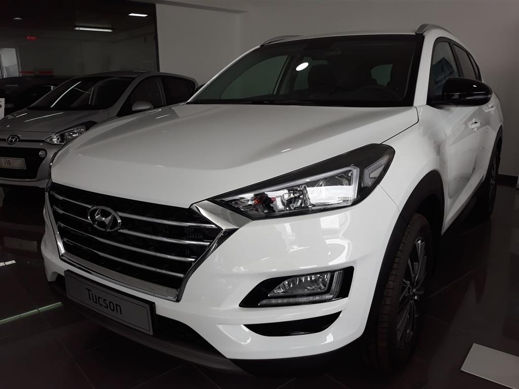 Hyundai Tucson 1.6 Crdi Premium MY19 DCT