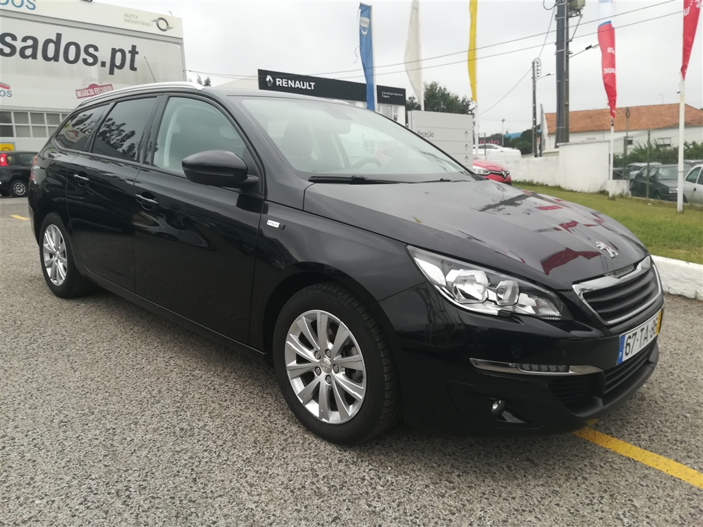 Peugeot  BlueHDi 100 Style SW (100cv) (5p)