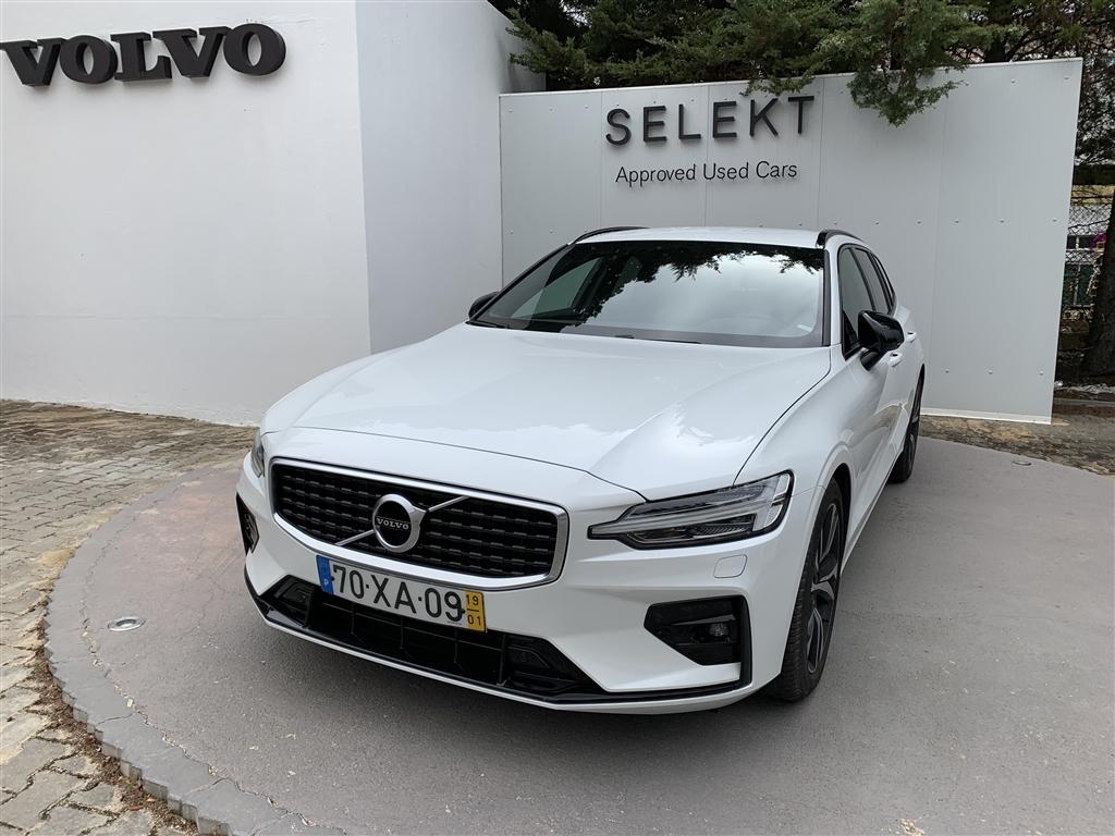 Volvo V D3 R-Design Geartronic (150cv) (5p)