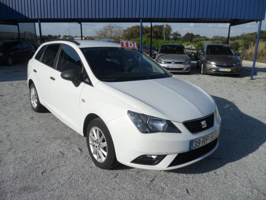 Seat Ibiza ST 1.4 TDi Reference Ecomotive (75cv) (5p)