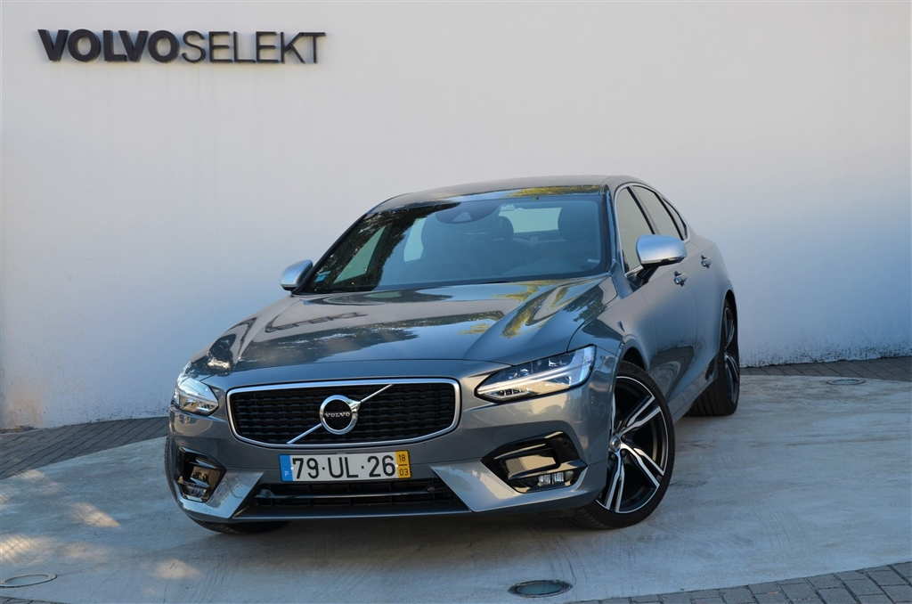 Volvo S D4 R-Design Geartronic (190cv) (4p)
