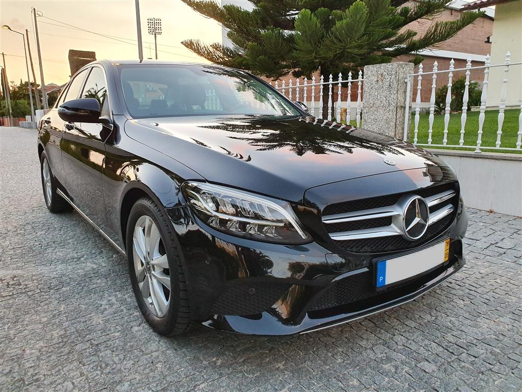 Mercedes-Benz Classe C 220d Avantgarde+ 194cv 9G-Tronic