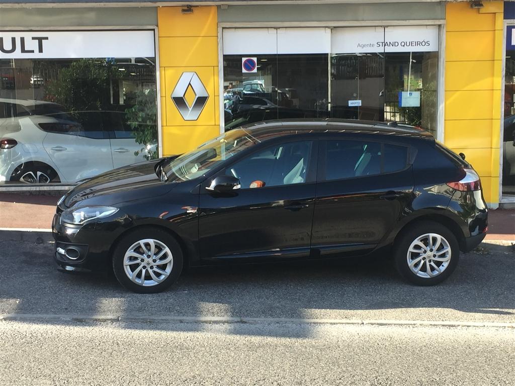 Renault Mégane 1.5 dCi Limited SS (110cv) (5p)