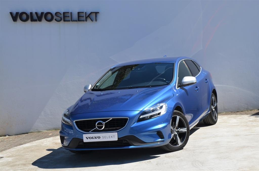 Volvo V D2 R-Design (120cv) (5p)