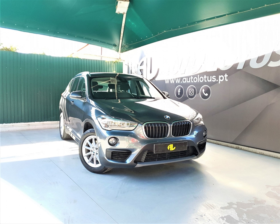 BMW X1 sDrive 16d 116cv