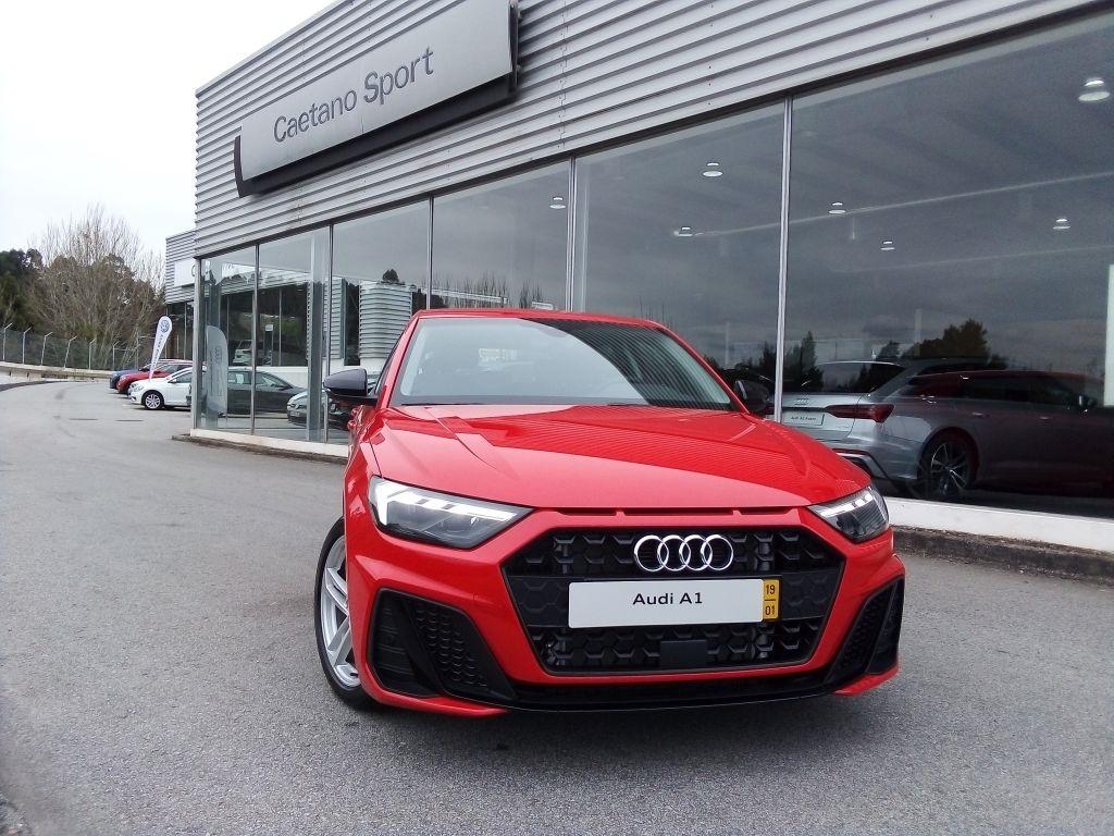 Audi A TFSI Line Sportback