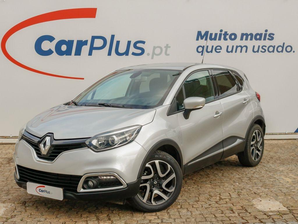 Renault Captur 1.5 dCi 90cv S&Energy ECO2 Exclusive