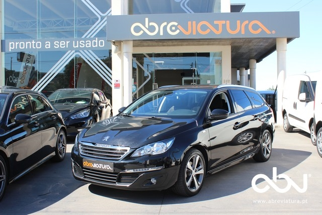Peugeot 308 SW 1.6 BlueHDI Style + Pack Sport