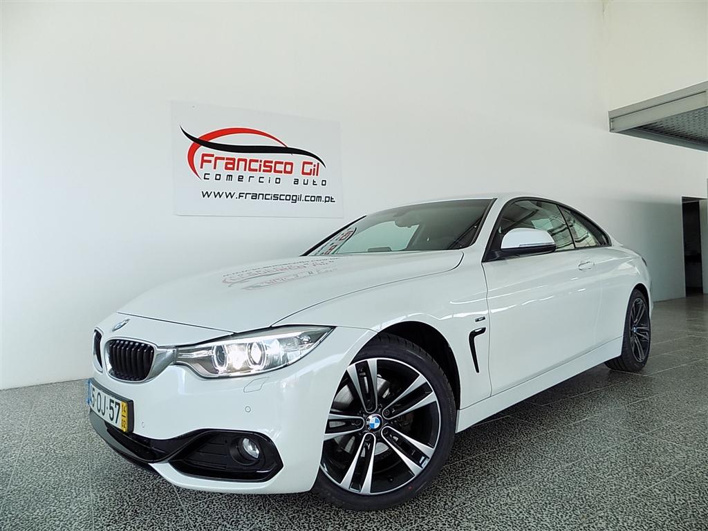 BMW Série  D LINE SPORT AUTO (184CV)