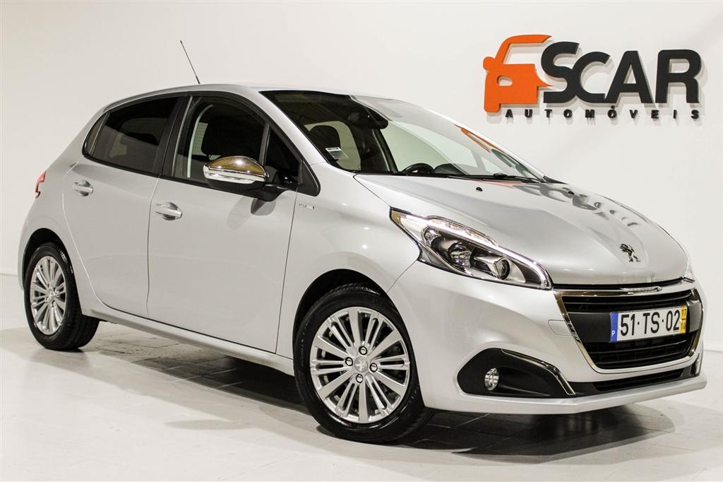 Peugeot  BlueHDi Style (75cv) (5p)