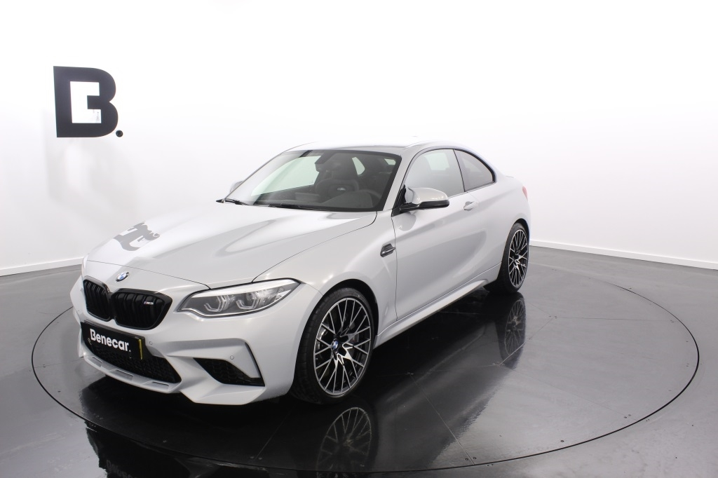 BMW M2 Competition Cx. Aut. Drivelogic 410cv