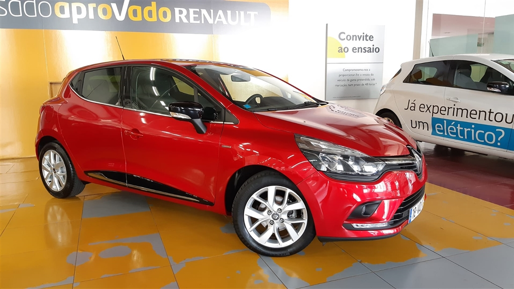 Renault Clio LIMITED ENERGY TCE 90 S&S ECO2