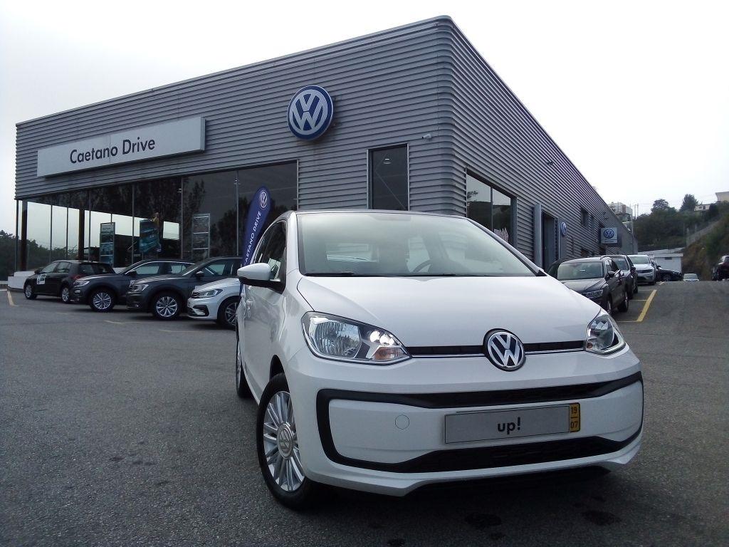 Volkswagen Up cv Move up BlueMotion Tech