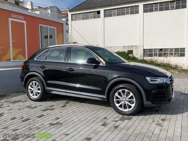Audi Q3 2.0 TDi Design