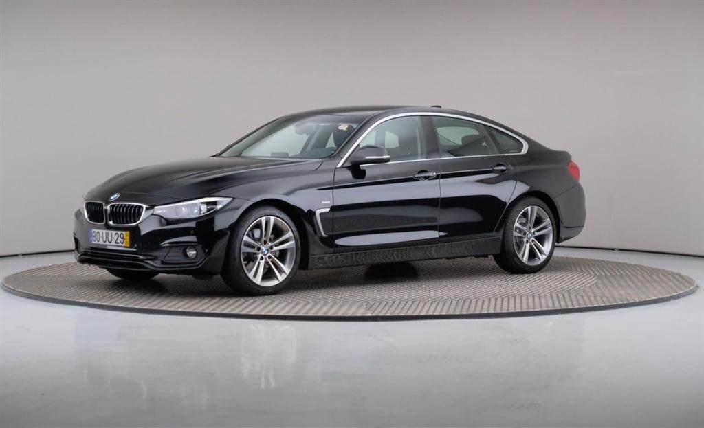 BMW Série  d Gran Coupé L.Sport Auto, 420 d Gran