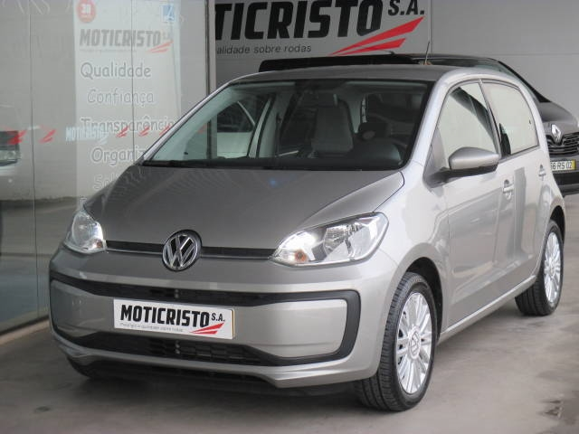 Volkswagen Up 1.0 BMT Move Up! Auto (60cv) (5p)