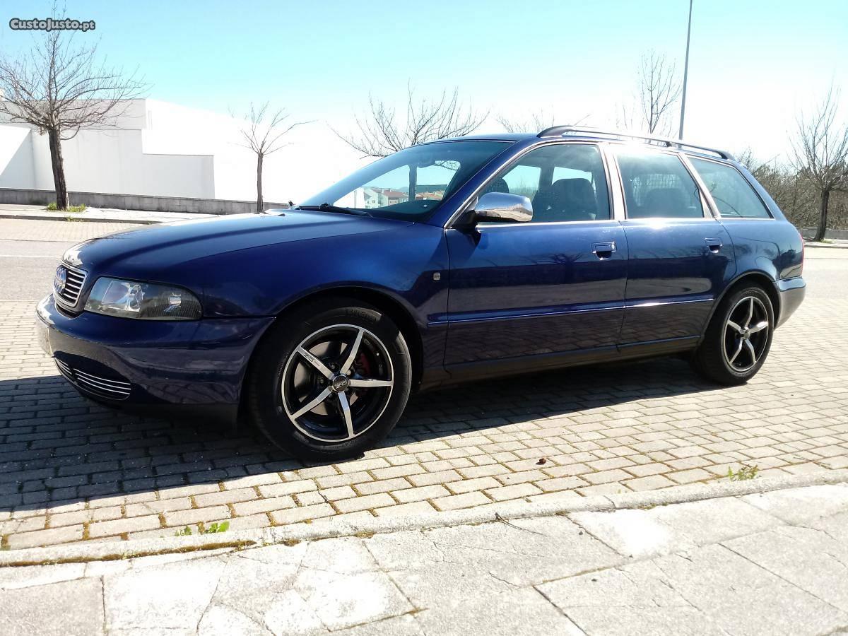 Audi A4 Audi A4 b5 tdi Fevereiro/99 - à venda - Ligeiros