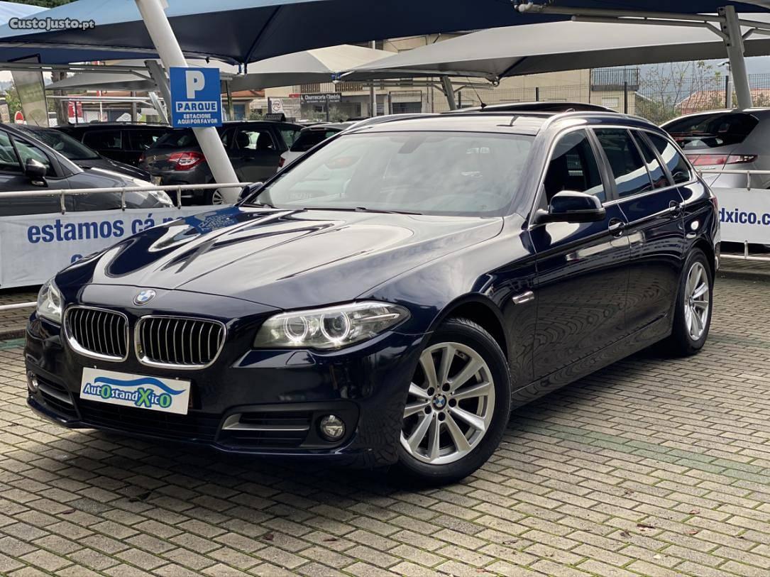 BMW 520 D Touring Sport Auto Dezembro/14 - à venda -