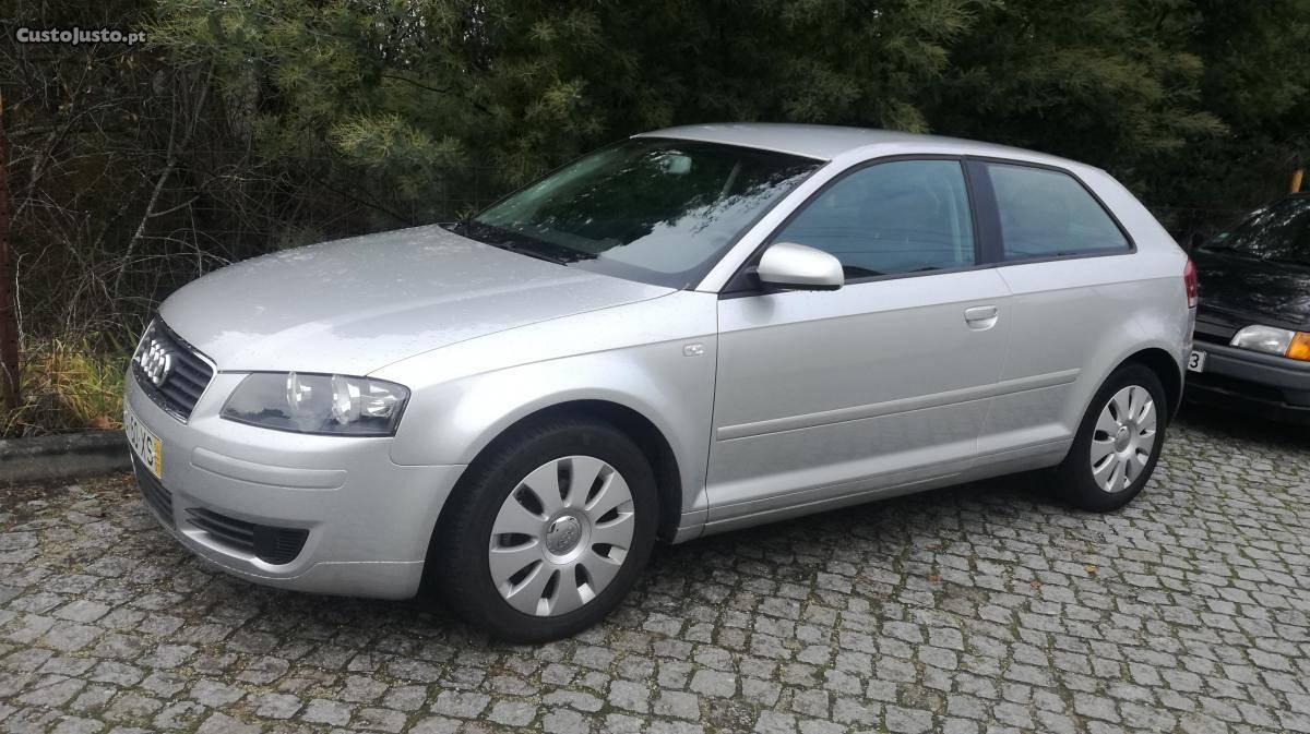 Audi A3 8P Julho/04 - à venda - Ligeiros Passageiros, Braga