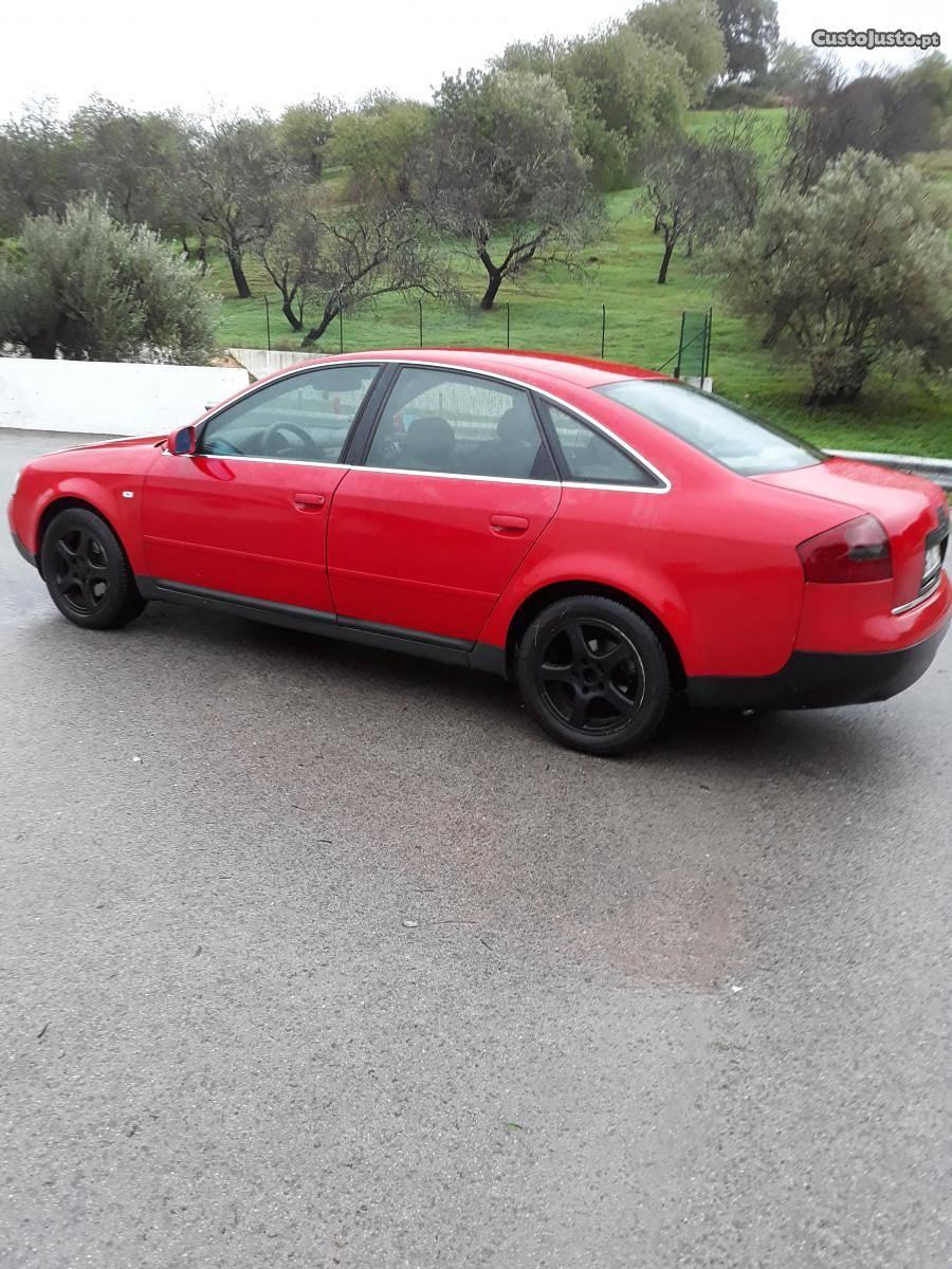 Audi A6 Audi a6 Outubro/98 - à venda - Ligeiros