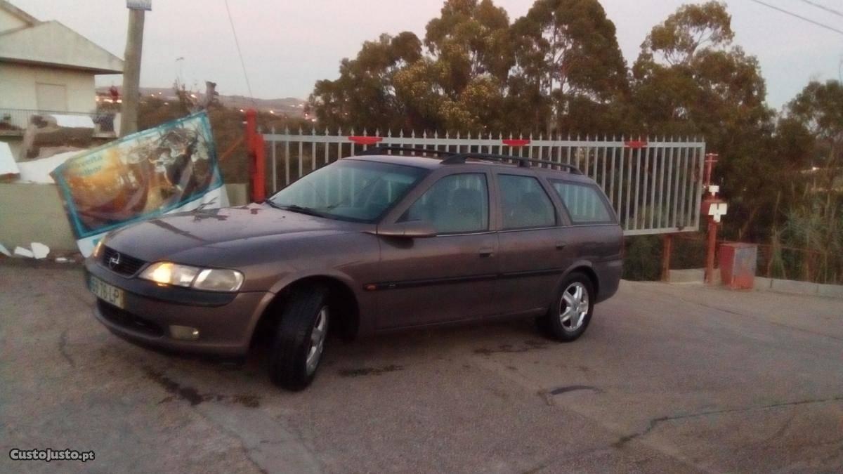 Opel Vectra 2.0dti Junho/98 - à venda - Ligeiros