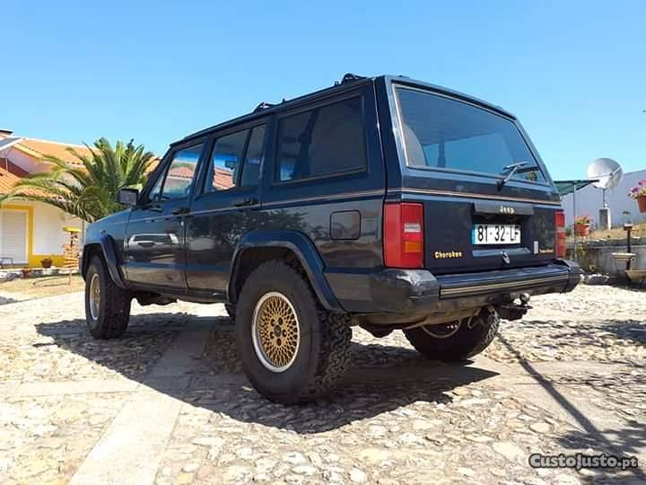 Jeep Cherokee Xj Maio/90 - à venda - Ligeiros Passageiros,