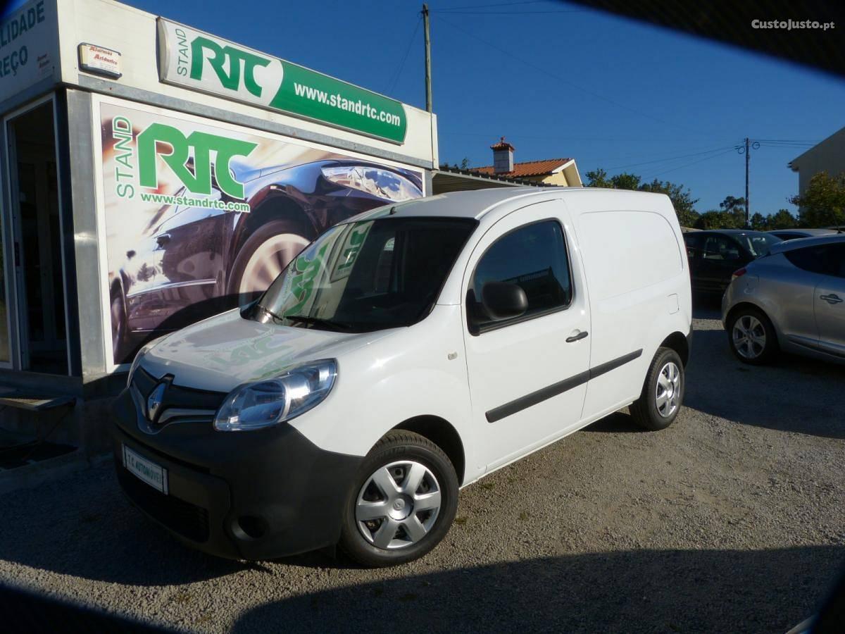 Renault Kangoo 1.5 DCI CONF C/IVA Junho/15 - à venda -