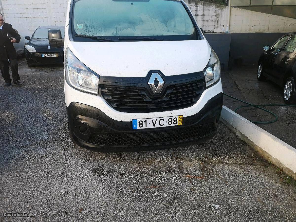 Renault Trafic 1.6 Agosto/18 - à venda - Ligeiros