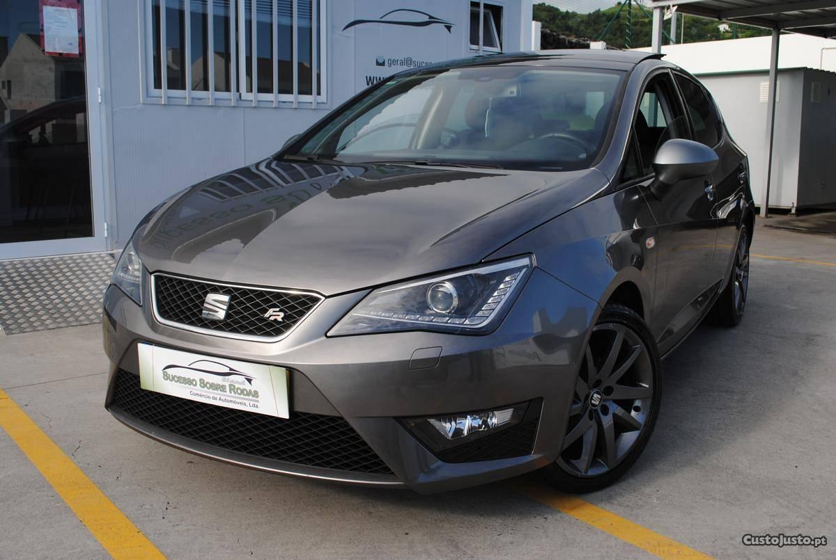 Seat Ibiza 1.2 TSI FR Abril/14 - à venda - Ligeiros