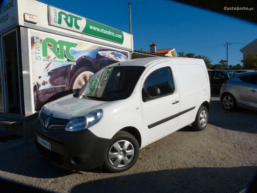 Renault Kangoo 1.5 DCI CONFORT 75CV Setembro/15 - à venda -