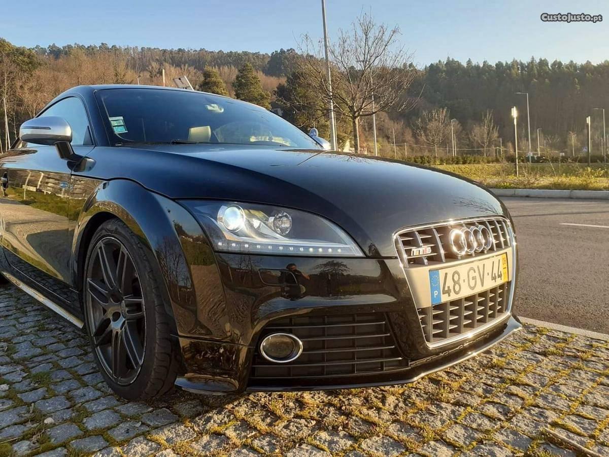 Audi TT S-tronic TFSIQuattro Novembro/08 - à venda -