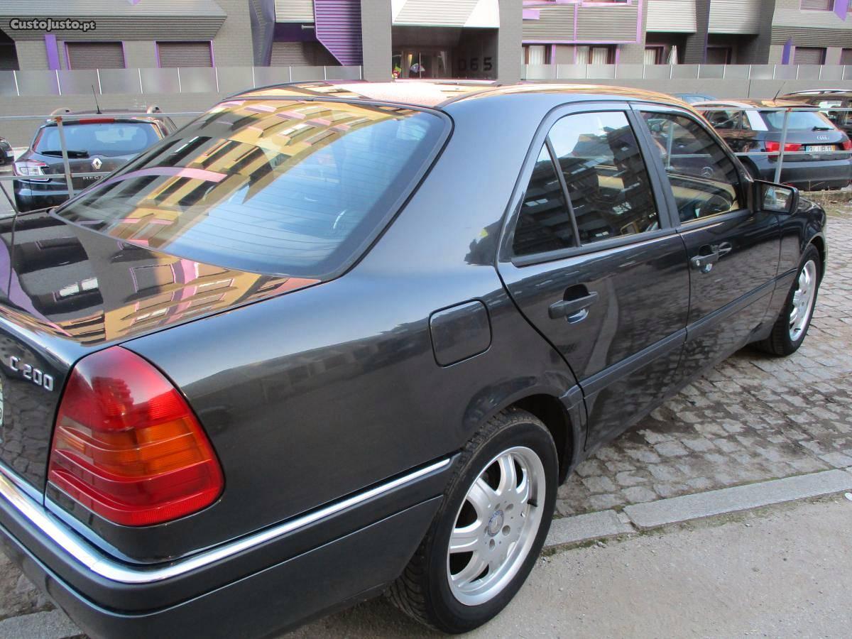 Mercedes-Benz C 200 muito bom d tudo Setembro/93 - à venda