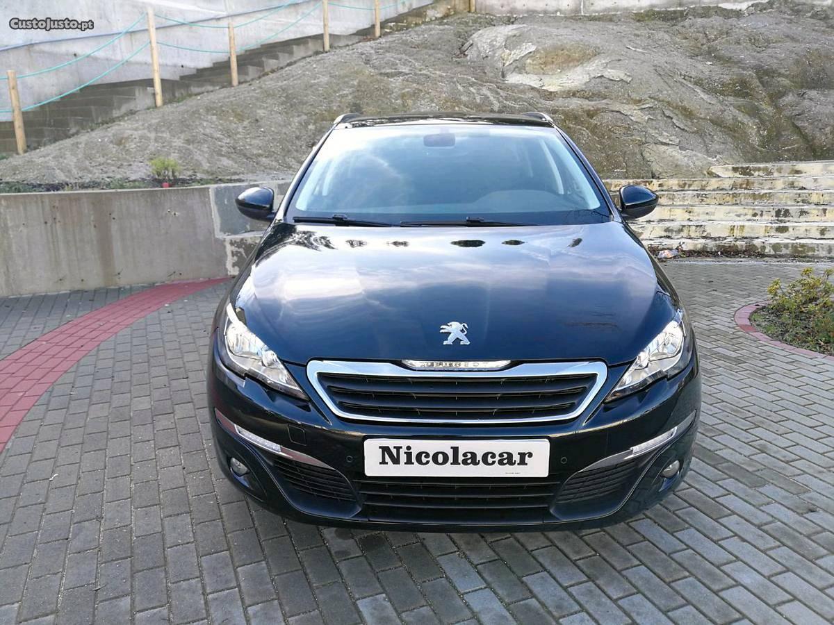 Peugeot 308 Pack Cromado Setembro/14 - à venda - Ligeiros