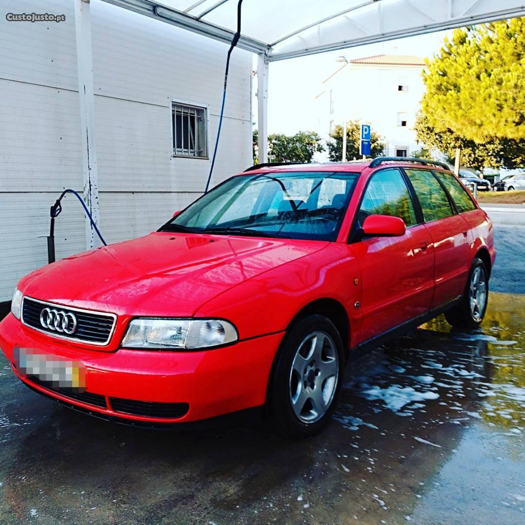Audi A4 Audi a4 1.9 tdi Setembro/96 - à venda - Ligeiros