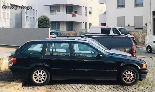 BMW 318 TDS Tour  Junho/97 - à venda - Ligeiros