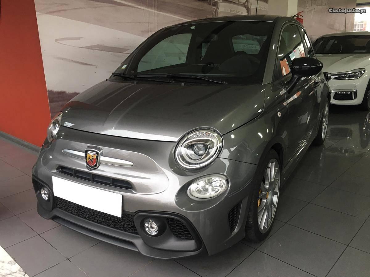 Fiat 500 ABARTH 595 competici Julho/17 - à venda -