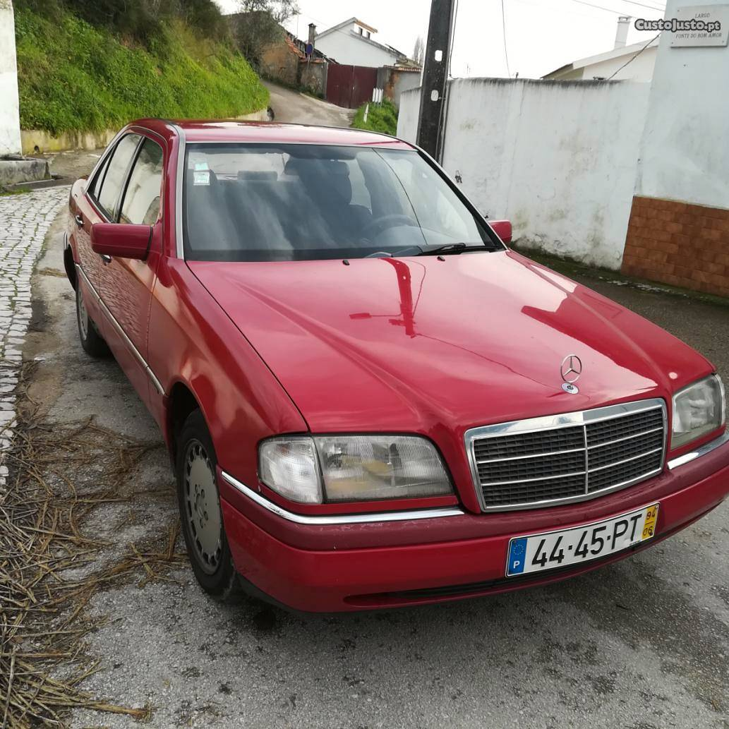 Mercedes-Benz C 200 D Elegance Julho/94 - à venda -
