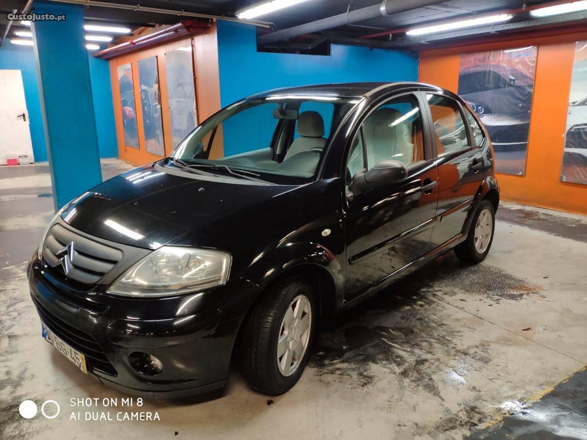 Citroën C3 1.1 SX 81milkns Junho/06 - à venda - Ligeiros